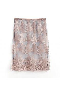 I.D.Sarrieri | Full Lace Underskirt