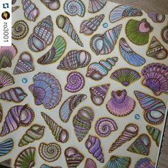 Instagram media desenhoscolorir - Que lindo! By @ro3001 #desenhoscolorir ・・#oceanoperdido #lostocean #florestaencantada #johannabasford #jardimsecreto