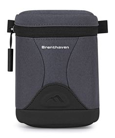 Gray BX2 Lens Case by Brenthaven #zulily #zulilyfinds