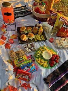 realistic picnic
