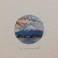 Day 315 : Mount Fuji, Japan.