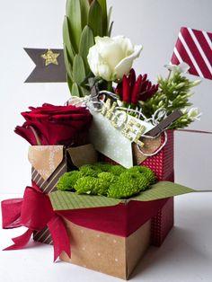 les 294 meilleures images du tableau art floral noel sur pinterest en 2018 christmas crafts. Black Bedroom Furniture Sets. Home Design Ideas