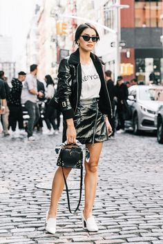 Get inspired by our roundup of the best fall date-night outfits from street style.