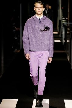 Kenzo Fall-Winter 2014 Men's Collection