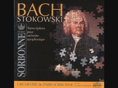 Bach 'Arioso' - Stokowski orchestration from Paris - Jacques Grimbert conducts Paris, Play, Youtube, Music, Montmartre Paris, Paris France, Youtubers, Youtube Movies