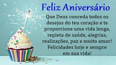 Feliz aniversário, ♡ meu irmão! ♡ Que o Senhor esteja sobre ti abençoando…
