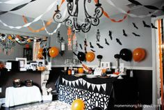 16 Do It Yourself Halloween Home Decorating Ideas