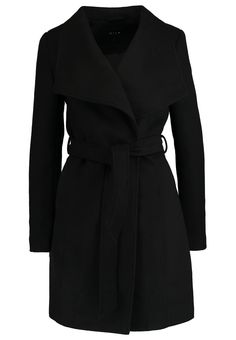 Vila VIDIRECTOR - Classic coat - black for £70.00 (20/08/16) with free delivery…