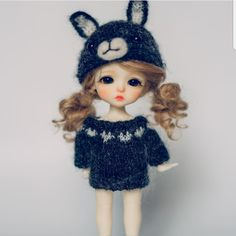 Bjd Dolls, Elsa, Disney Characters, Fictional Characters, Crochet Hats, Disney Princess, Knitting Hats, Fantasy Characters, Disney Princesses
