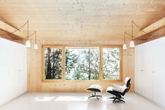 Wood Studio House by Dom Arquitectura 05