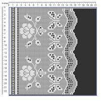 Resultado de imagem para virkade gardiner mönster