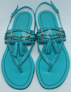 Gucci sandals <3