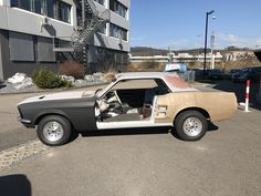 Ford Mustang, Antique Cars, Vehicles, Ford Mustang Coupe, Ford Mustangs, Car, Vehicle