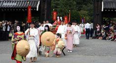 Jidai Matsuri, en Kioto