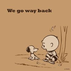 Very early Charlie Brown and Snoopy Peanuts Cartoon, Peanuts Snoopy, Snoopy Cartoon, Peanuts Comics, Snoopy Love, Snoopy And Woodstock, Cartoon Pics, Cartoon Characters, Peanuts Characters