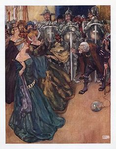 Sir William Russell Flint. Watercolour