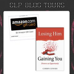 In anticipation of Corbin Lewars' upcoming blog tour, #EnterToWin an Amazon Gift Card.