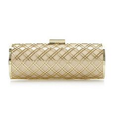 BASHMENT - Metal Caged Clutch Bag