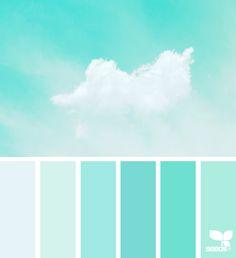 Color Dreams via @designseeds