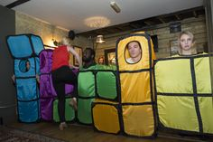 Official Tetris Costumes Exist, Just Don't Wear Them In Bars<<=repined partly for that description!