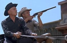 Steve McQueen, Yul Brynner, The Magnificent Seven