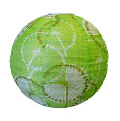Allsop Home and Garden 10 Inch Round Soji Solar Lantern Blue 1