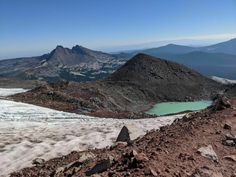 The South Sister Trail Will Show You A Completely New Side Of Oregon Oregon Washington, Green Valley, Oregon Travel, Ocean Beach, Hiking Trails, Evergreen, Wilderness, Sunrise, Waterfall