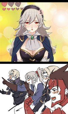 Fire Emblem Fates - Kamui