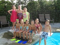 Kate Gosselin and all her kids!