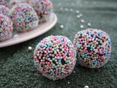 Just Eat It, Party Snacks, Desert Recipes, Food Gifts, Healthy Treats, Sprinkles, Sweet Tooth, Bakery, Sweet Treats