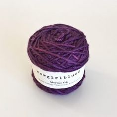 Merino-DK-Violet Double Knitting, Things To Come, Denim, Crochet, Projects, Crafts, Manualidades, Crochet Crop Top, Chrochet