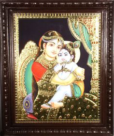 Tanjore Painting - An Indian Classical Art