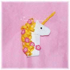 unicorn ribbon sculpture - Google Search