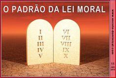 LIÇÃO 02 – O PADRÃO DA LEI MORAL by Escola Bíblica Dominical via slideshare