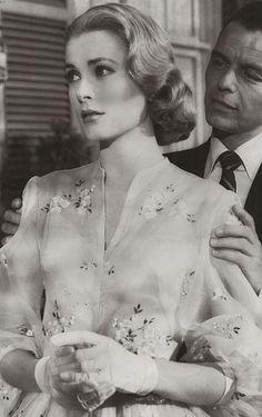 Grace Kelly and Frank Sinatra, High Society (1956).