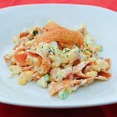 For Love & My Country: Frito Corn Salad
