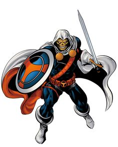 Taskmaster by Mike Deodato Jr.