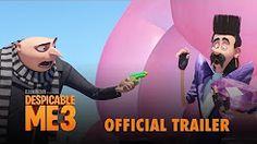 despicable me 3 trailer 2017 official - YouTube