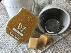 Warm, spicy cinnamon, vanilla bean and caramel. #cozy #chai #fall #fragrance #home https://casies.scentsy.us/shop/p/38570/cozy-chai-scentsy