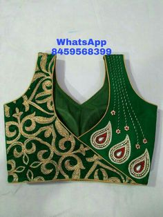 Patch Work Blouse Designs, Hand Work Blouse Design, Simple Blouse Designs, Stylish Blouse Design, Designer Blouse Patterns, Fancy Blouse Designs, Chudidhar Neck Designs, Blouse Back Neck Designs, Blouse Neck Designs