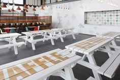 Je viens de me rappeler que je possède une table à pique-nique.  Nike EMEA, Netherlands    via Matte