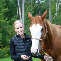 New podcast episode    Today on the podcast I got to interview Taylor Stafford!  She is an avid equestrian as well as the Owner and Founder of Anatomeq - a Canadian equestrian company that just recently launched direct to consumer online.  @anatomeq  Taylor is so hard-working and we got to chat about the nitty gritty of getting a business off of the ground. What are some of the things that stop you from throwing your dreams out into the world for everyone to see? I learned a lot about her…