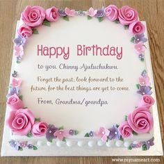 Happy Birthday Wishes Happy Birthday Cake Writing, Birthday Card With Name, Happy Birthday Cake Pictures, Birthday Photo Frame, Happy Birthday Frame, Birthday Cake With Photo, Birthday Wishes And Images, Birthday Wishes Cards, Happy Birthday Greeting Card