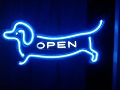 cute!  A similar sign is available at Pet Edge - http://www.petedge.com/product/Grooming/Business-Aids/Grooming-Signs/Business-Builders-LED-Open-Sign-Dog-Shape/pc/190/c/215/sc/285/46581.uts