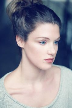 Lucy Griffiths played Maid Marian in the BBC Robin Hood.