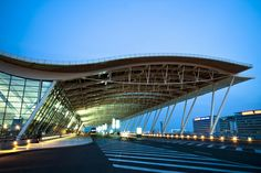 It has been likened to Shenzhen, China's first special economic zone launched in the which sent the country on the road to the global economy and turned it into the . Pre Engineered Buildings, Air Traffic Control, Aviation News, Air Charter, Bus Station, Front Elevation, Steel Structure, International Airport, Small World