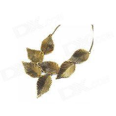 Brand: N/A; Color: Bronze; Quantity: 1 Piece; Gender: Women; Suitable for: Adults; Chain Material: Zinc Alloy; Pendant Material: Zinc Alloy; Chain Length: 18 cm; Chain Width: 0.3 cm; Packing List: 1 x Necklace; http://j.mp/1ljP0eM
