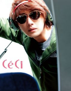 Jung Il Woo--I heard he's in a pretty hot drama right now...I want to see it!!