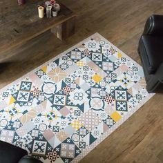 Deco Deco On Pinterest - Plinthe carrelage et petit tapis berbere