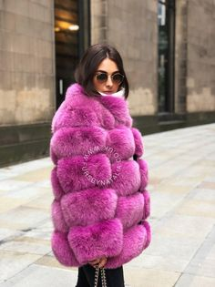 Bubble Coat – Furs By Natalia